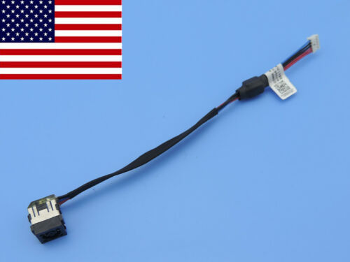 Original DC POWER JACK SOCKET HARNESS CABLE FOR Dell Latitude E5430 DC30100H400