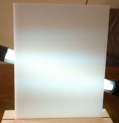 PLEXIGLAS® Acrylglas milchglas opal weiß 45/% 3mm für Beleuchtung