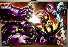 NEW Marvel 2011 SDCC Sentinel 3.75 Comicon Exclusive X-Men Logan Futures Past