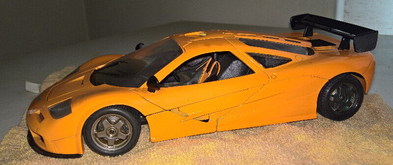 Model Cars For Sale >> Mclaren 1 18 Scale Model Cars For Sale Hillcrest Gumtree Classifieds South Africa 527892221