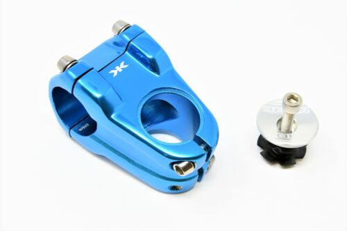 Kore Rivera 28.6mm A-Head Handlebar Stem Downhill MTB For 31.8mm Bar Blue