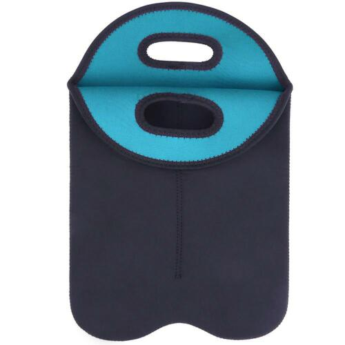 Reusable Insulated Beer Wine Bottle Carriers Totes Neoprene Carrier Cooling Bags
