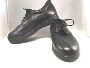 Drew 13 6E XXW Men s Black Walker II Shoes Therapeutic  e17f2cad0e67