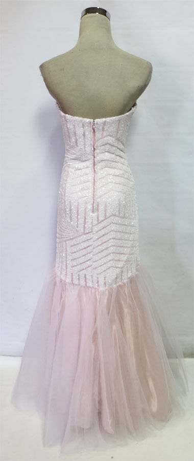 MASQUERADE bluesh Evening Evening Evening Formal Prom Gown 9 -  180 NWT f31e6c