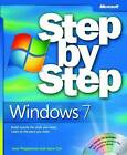 Windows 7 Step by Step by Joan Preppernau, Online Training Solutions, Joyce Cox (Mixed media product, 2009)
