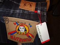 Womens Black Wash Paint Splatter Patchwork Castelbajac Jeans Size 29