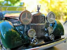 1 Car Inspiredby Mercedes Vintage Concept Antique 43 Exotic Classic 18 SI 12 24