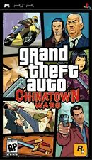 Grand Theft Auto: Chinatown Wars  PSP Game