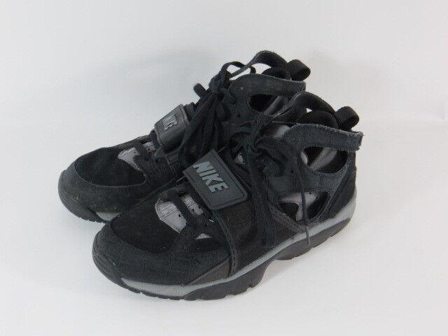 Nike Air Trainer Huarache Sneaker Freizeitschuh schwarz/grau Model 679083 019