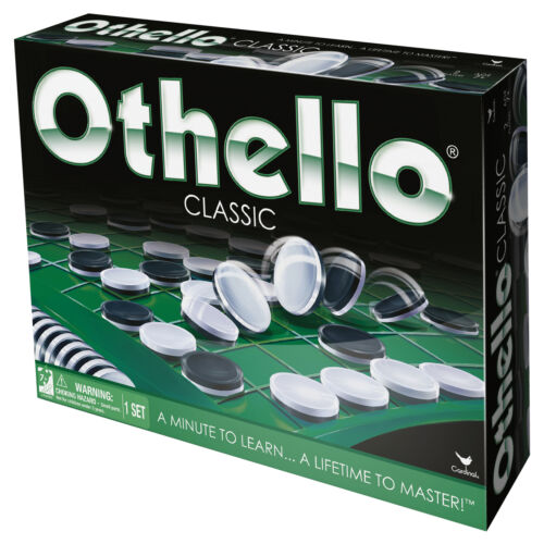 Othello The Classic Board Game of Strategy
