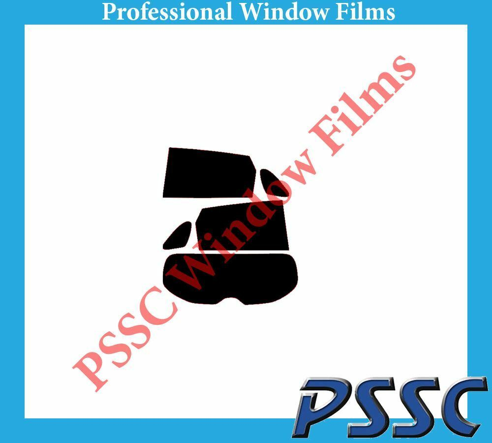 Pssc Vorgestanzt hinter Autofenster 70% Tönung Films für Kia Niro 2017
