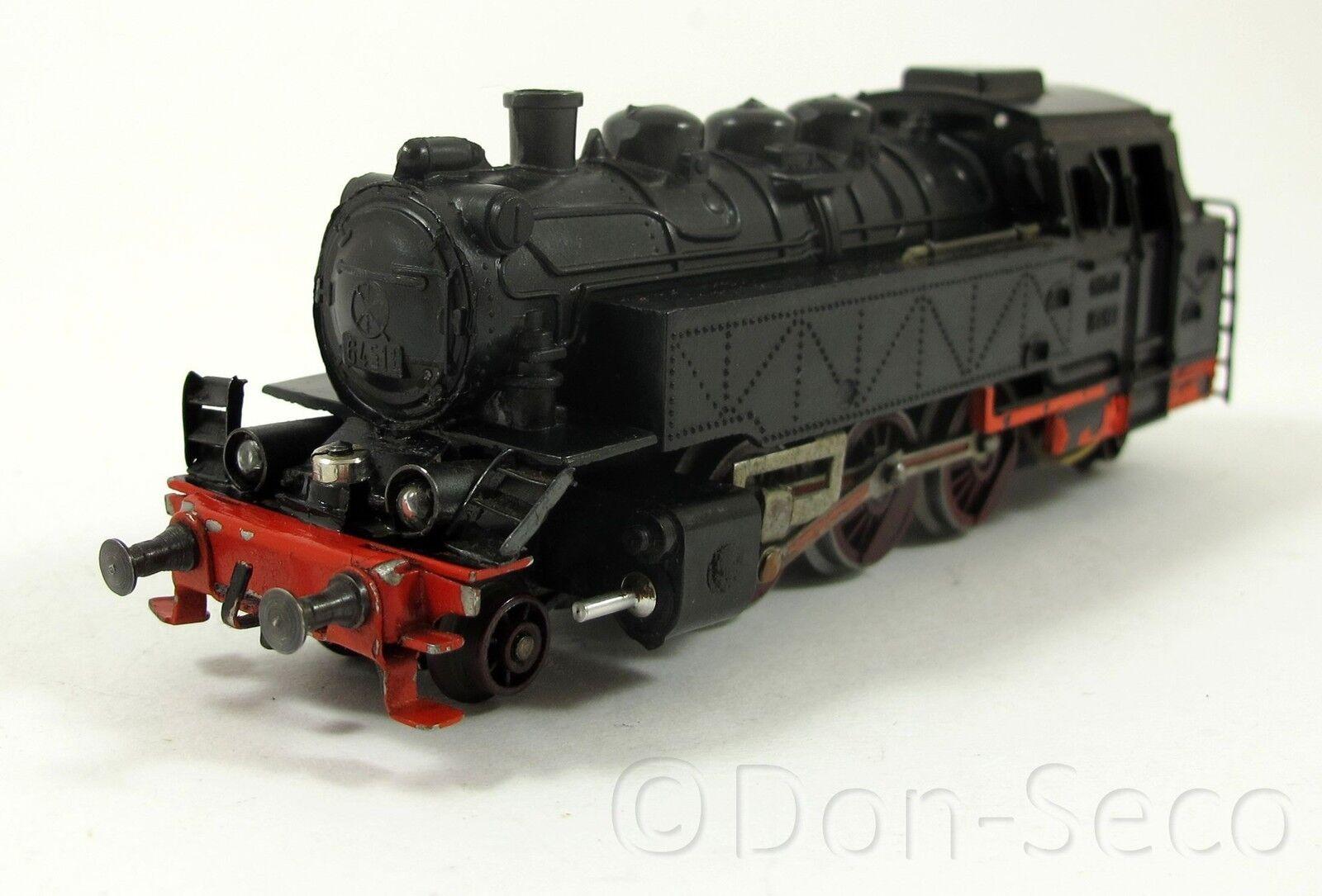 Gützold locomotiva 64 traccia 511 h0 1. esecuzione a partire dal 1953