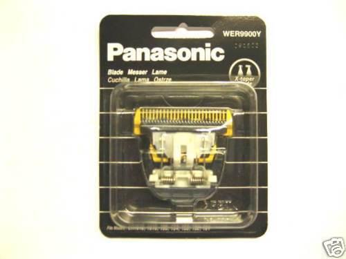 Panasonic ER 1610  Ersatzschneidekopf   ER 1611 Original Ersatz-Teil NEU  #1