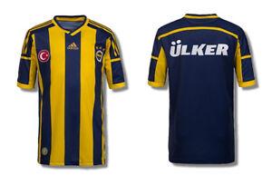 Details zu Adidas Fenerbahce Istanbul Kinder Fussball Trikot FB Shirt Jersey Gr.152 176