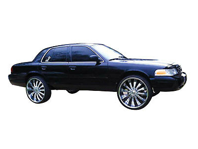 ford crown vic lift kit rear coil spring lifters grand marquis 22 24 26 wheels ebay ford crown vic lift kit rear coil spring lifters grand marquis 22 24 26 wheels ebay