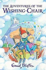 The-Adventures-of-the-Wishing-Chair-Blyton-Enid-Good-FAST-Delivery