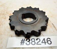 Ingersoll Shell Mill Cutter 56j2a0412r01 Inv38246