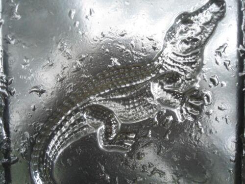 Gator plaster cement alligator plastic travertine tile mold