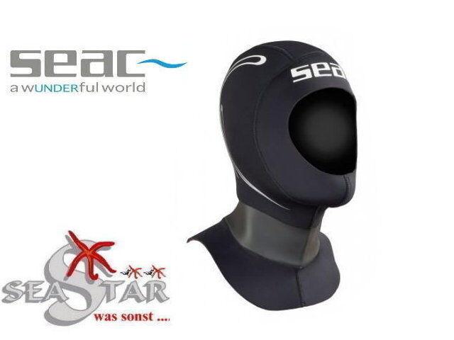 SeacSub Kopfhaube Tekno Hood, mit Auslassventil, superweich superweich superweich 5mm elastik Material 3577d8