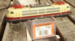 Kuehn-32500-TT-E-Lok-BR-103-161-6-TEE-Lok-der-DB-Epoche-4-6-DCC-Digital-analog