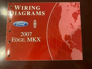 2007 Ford Edge Wiring Diagram from i.ebayimg.com