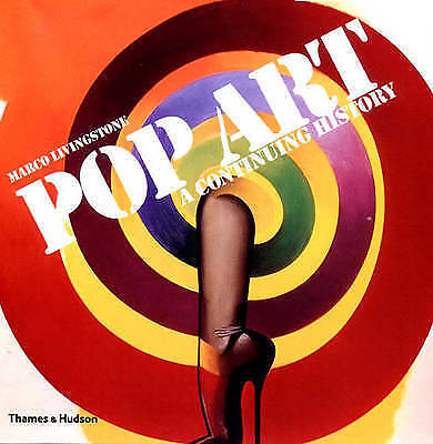 1 of 1 - Pop Art: A Continuing History by Marco Livingstone (Paperback, 2000)