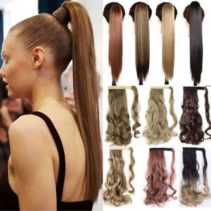 Wrap-Around-Mega-Thick-Ponytail-Clip-In-Hair-Extensions-Real-Fake-Long-Hair-kc8u