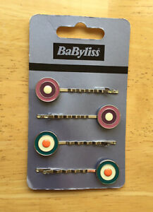 Babyliss Two Pairs Of Target Hair Clips