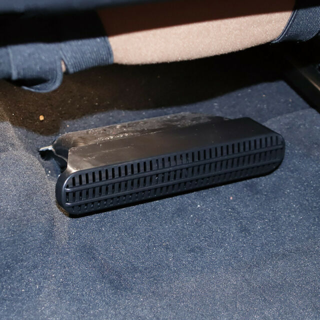 Car Under Seat Air Conditioning Outlet Protective Cover