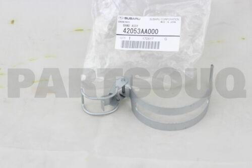 42053AA000 Genuine Subaru BAND ASSY 42053-AA000