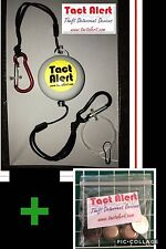 Tact Alert Trip Wire alarm system And Spare Battery Set! Shed Alarm Garage Mx