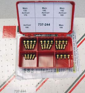 WEBER-40DCOE-45DCOE-40IDF-44IDF-Low-Speed-Calibration-Jet-Kit