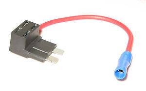 Stromabgreifer-Stromdieb-STANDARD-Sicherung-Verteiler-Halter-kfz-fuse-ATC-ATO-Q