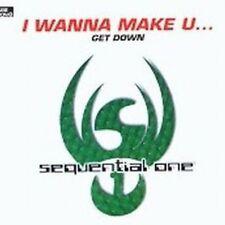 Sequential One I wanna make u../Get down (2-MCD-Set) [2 CD]