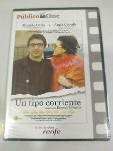 Un Tipo Corrente Ricardo Darin Eduardo Milewicz - DVD Regione 2 Spagnolo Nuovo