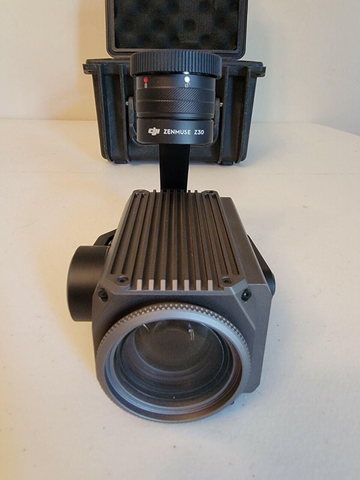 DJI Zenmuse Z30 30X Optical Zoom Gimbal Camera