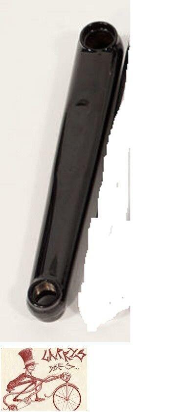 Perfil de carreras Race DERECHO RHD Negro brazo de manivela sólo-elija su longitud del brazo