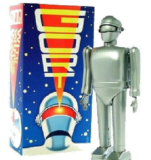 GORT figura de chapa 22cm Rocket USA