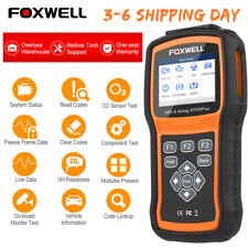 Foxwell NT630 Plus ABS Airbag SRS Reset OBD2 Code Reader SAS Diagnostic Scanner