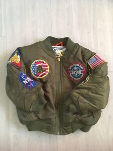Up and Away MA-1 Flight Jacket