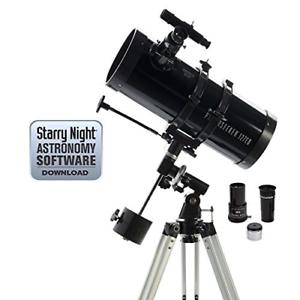 Celestron-127EQ-PowerSeeker-Telescope