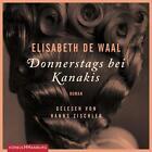 Donnerstags bei Kanakis von Elisabeth de Waal (2014)