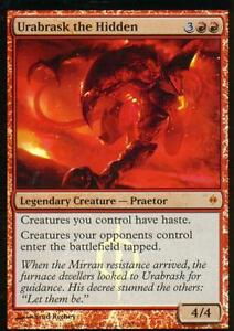 Urabrask-the-Hidden-FOIL-NM-New-Phyrexia-Magic-MTG