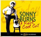 A Real Cool Cat [Digipak] by Sonny Burns (CD, 2011, Bear Family Records (Germany))