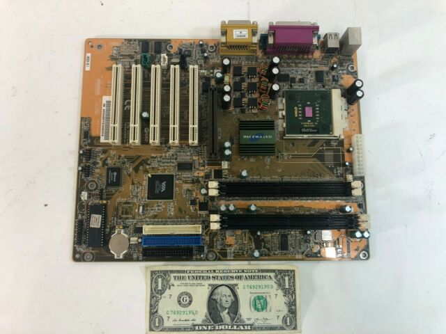 Shuttle AK32A - motherboard - ATX - Socket A - KT266A with AMD Processor