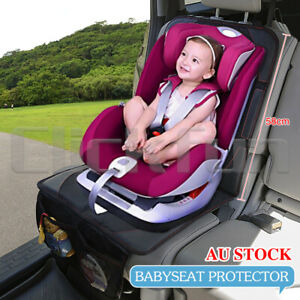 Extra-Large-Car-Baby-Seat-Protector-Cover-Cushion-Anti-Slip-Waterproof-Safety-AU
