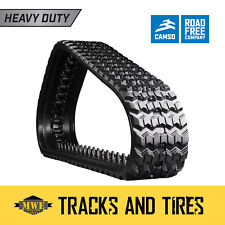 Fits Cat 249d 13 Camso Heavy Duty Camso Sd Pattern Ctl Rubber Track