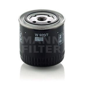 MANN-Olfilter-W920-7-fuer-Bobcat-amp-Caterpillar-6680701-3776969-3830339