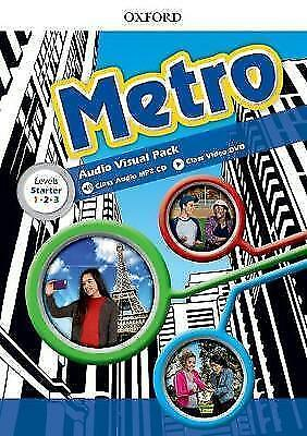 Metro: (all levels): Audio-Visual Pack: Where will Metro take you? by...