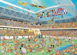 Jan-van-Haasteren-Football-Crazy-1000-Piece-Jigsaw-Puzzle
